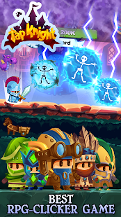 Tap Knight – RPG Idle-Clicker Hero Game 5