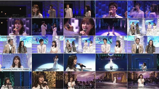 200208 (720p+1080i) MUSIC FAIR (生田絵梨花 Part)