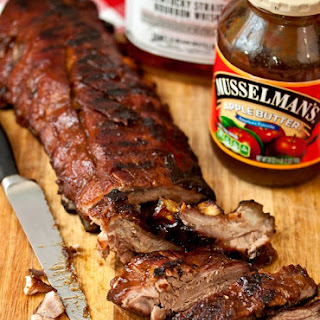 Bourbon & Brown Sugar Ribs