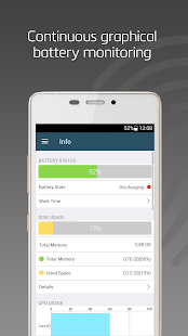 System Status Pro - Activity Monitor & Device Info- screenshot thumbnail