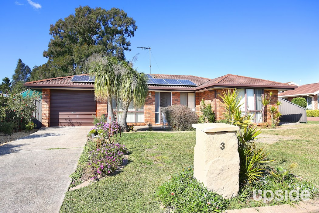 Main photo of property at 3 William Howe Place, Narellan Vale 2567