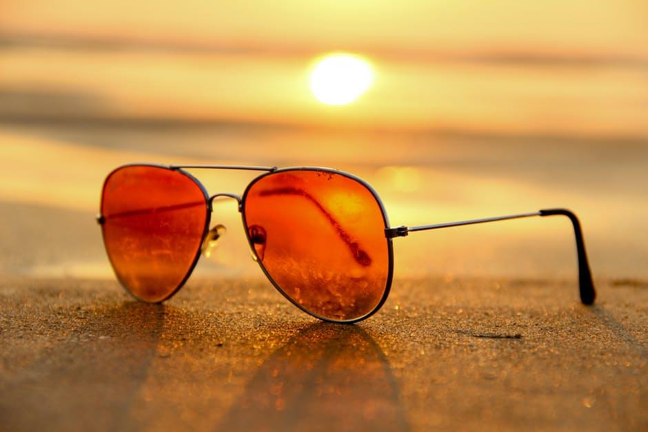 sun glasses summer shades sunlight