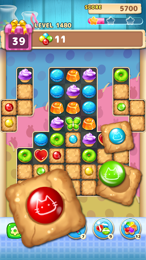 Sugar POP - Sweet Puzzle Game 1.2.6 screenshots 1