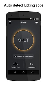 ShutApp Premium - Real Battery Saver v2.65