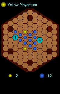 Reversi Hexagonal- screenshot thumbnail