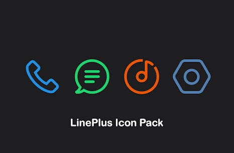 LinePlus Icon Pack 7