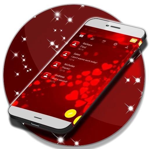 Valentine Day SMS Theme