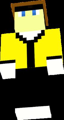Yugioh Nova Skin - Skins para minecraft pe yugioh