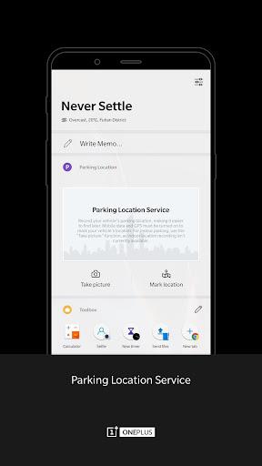 OnePlus Launcher screenshot 2