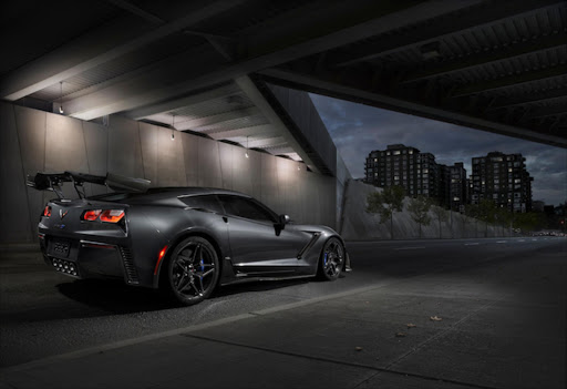 Meet the 895kW Hennessey HPE1200 Corvette ZR1