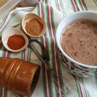 Metabolism Boosting Keto Hot Chocolate.