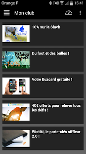 Orange Business Lounge - screenshot thumbnail