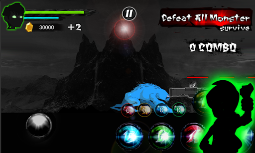 Alien Ultimate Force Blue Wildmutt 10x Transform game (apk) free download for Android/PC/Windows screenshot