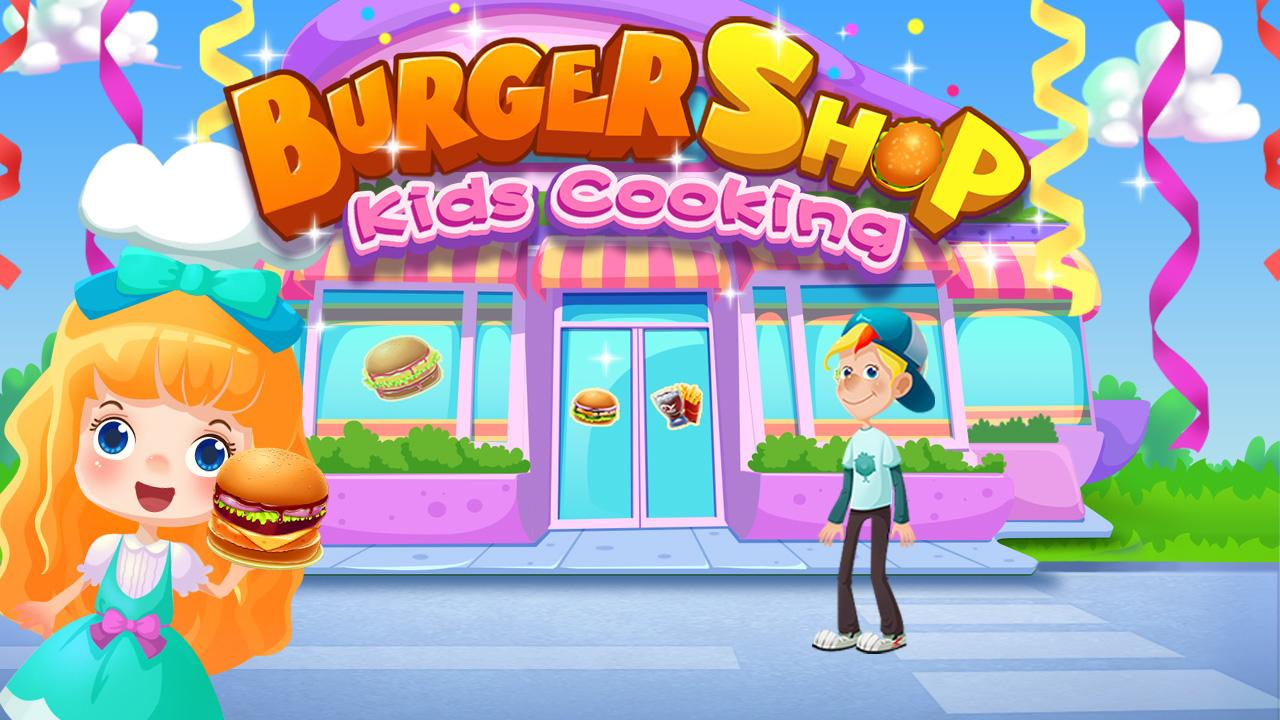 free games burger shop