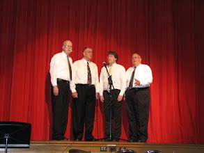 Photo: MDR - Jim Palmer-Br, Koeth Butler-Bs, Steve Spencer-Ld, Dan Reppert-Tn