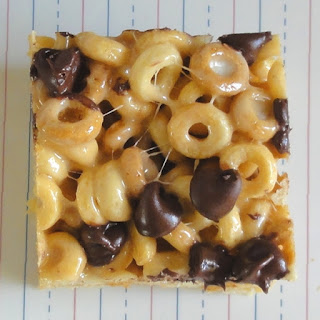 Peanut Butter Cheerios Treats