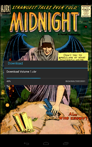 Challenger Comics Viewer 2.01.28.armeabi-v7.free screenshots 5