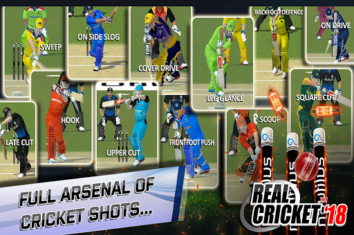 Real Cricketu2122 18 1.1 screenshots 4