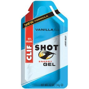 Clif Bar Clif Shot - Vanilla (24-Pack)