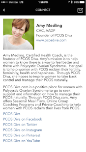 PCOS Diva- screenshot thumbnail