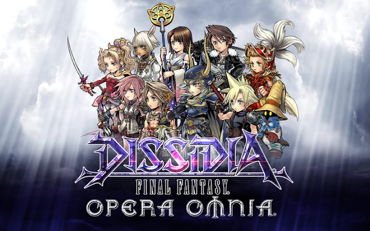 DISSIDIA FINAL FANTASY OPERA OMNIA Android App Screenshot