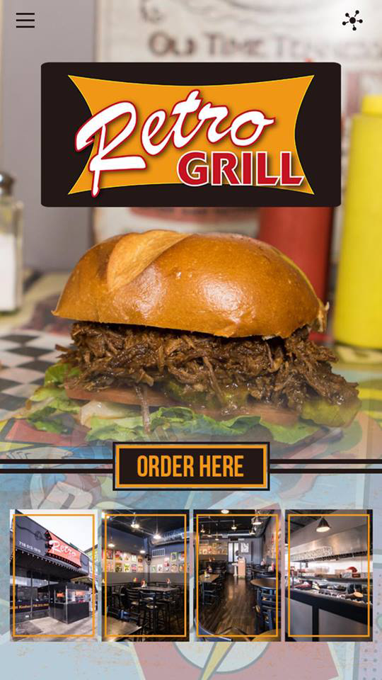 Скриншот Retro Grill