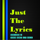 Just The Lyrics - Union J