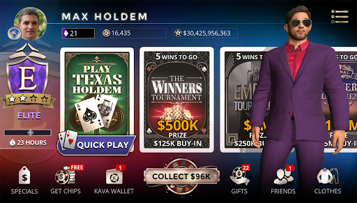 CasinoLife Poker screenshots 2