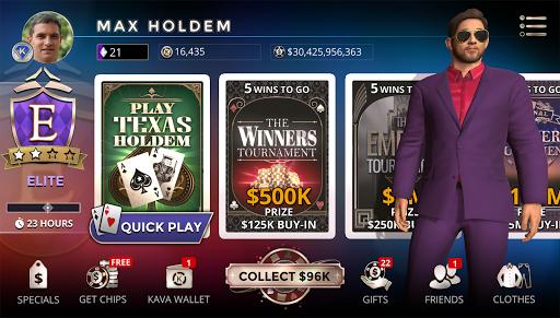 CasinoLife Poker android2mod screenshots 2