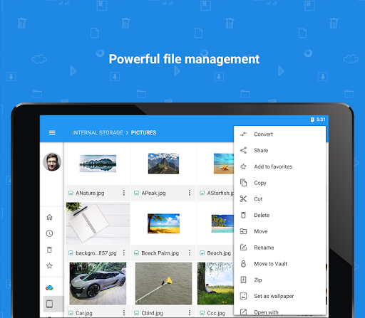 File Commander - File Manager & Free Cloud screenshot 9