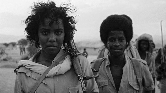 еритрейські повстанці