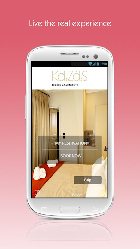 Kazas Luxury Apartments