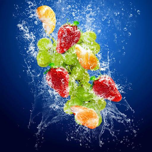 水果動態壁紙