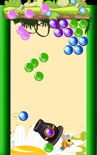 玩免費益智APP|下載ビーバブルシューターゲーム app不用錢|硬是要APP