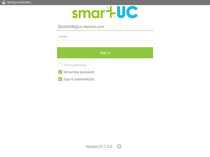 StarHub SmartUC Mobile Tablet - náhled