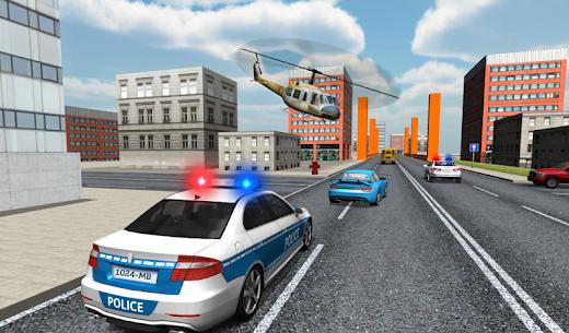Police Car Driver 3