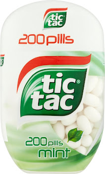 Tic Tac Candy - Mint, 98g, 200 Count