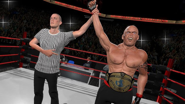 World Wrestling Ring : Free Wrestling Game 2018 apk screenshot