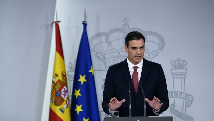 Pedro Sánchez anunció un decreto para el impuesto de hipotecas
