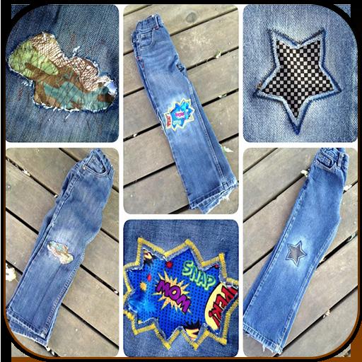 从牛仔裤的男孩工艺品 生活 App LOGO-APP試玩