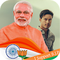 Selfie with Narendra Modi – Photo Editor icon