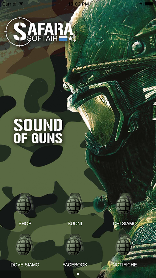 Safara SoftAir Sound of Guns- screenshot