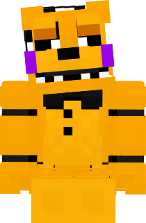 Toy Golden Nova Skin