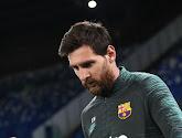 Opvallend! Lionel Messi behoudt kapiteinsband ondanks vertrekwens