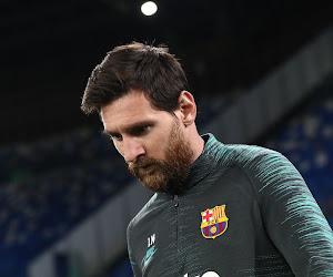 Lionel Messi connaît sa sanction, le Barça conteste immédiatement