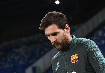 Tekent Messi een nieuw contract op zijn verjaardag?