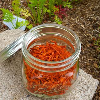 Shredded Carrots Recipes.