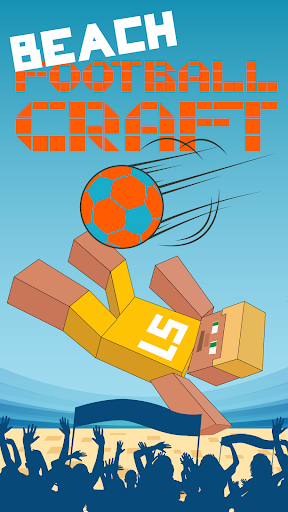 Beach Football Craft
