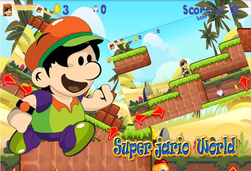 Super jario World 2