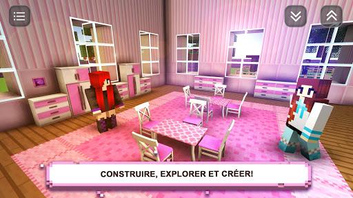 Code Triche Construction de filles APK MOD (Astuce) screenshots 1